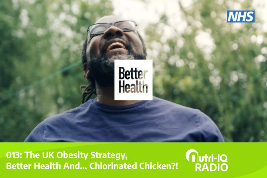 A man looking happy with the Better Health logo in the centre of the image.
